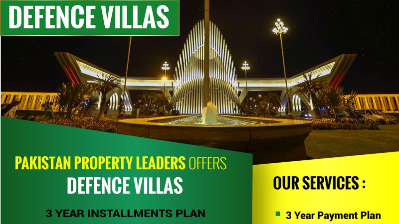 New deal of Villas in Bahria Town Karachi